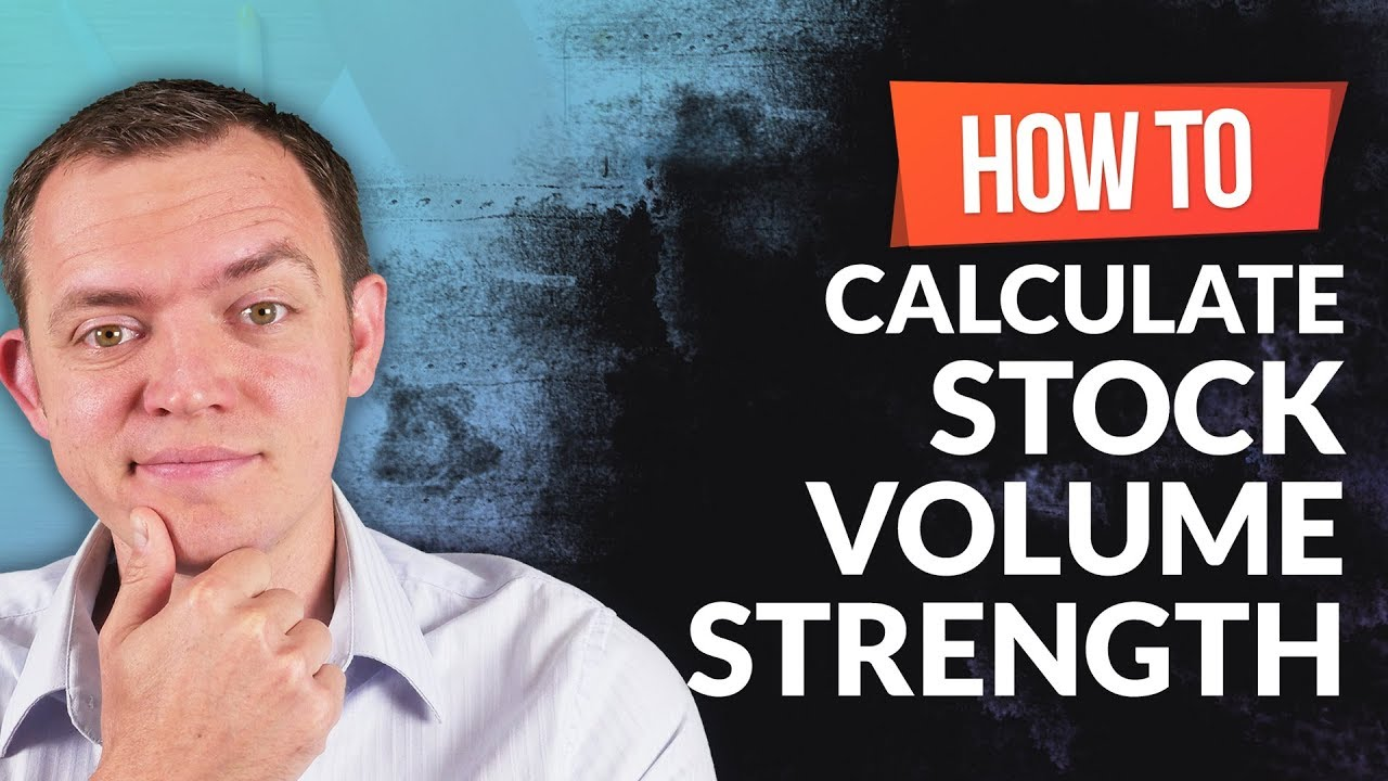How to Calculate Stock Volume Strength in the Middle of the Day