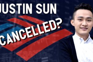 Justin Sun & PayPal CFO lose bank accounts without explanation? 😱 Bitcoin & Crypto case in point