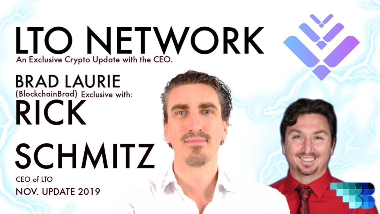 LTO Network | Crypto Interview | Hybrid Blockchain | Integrator | Real Use Case Improved Workflows