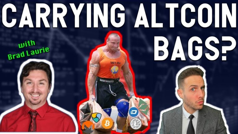 Looking for the next ChainLink? Blockchain Brad reveals top new altcoins!