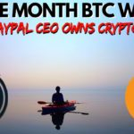 MAJOR BITCOIN EVENT IN ONE MONTH | PayPal CEO Owns One Cryptocurrency, Bitcoin | Electroneum