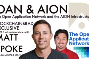 OAN | Open Applications Network | AION | Open Apps | AION | Crypto Interview | Matt Spoke