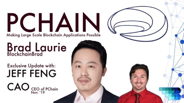 PChain Update | BlockchainBrad | Scalability Tech for Blockchain Apps | MainNet | Multichain | EVM