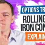 Trading Options: Rolling (Adjusting) an Iron Condor Explained!