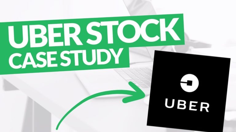 UBER STOCK – Case Study – SHOULD YOU INVEST IN IT NOW?