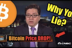 Watch The Mainstream Media Lie About Bitcoin [VERY SUBTLE]