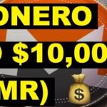 3 Reasons Monero Will Hit $10,000 (XMR)