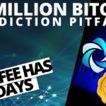 Bitcoin $1 Mill Prediction Pitfalls   JOHN MCAFEE   Safe Haven   WAX   HPB   Crypto and BTC News