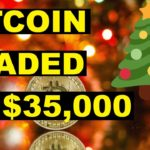 Bitcoin Headed to $35,000 (MUST WATCH)