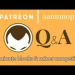 Bitcoin Q&A: 10-minute block interval and miner competition