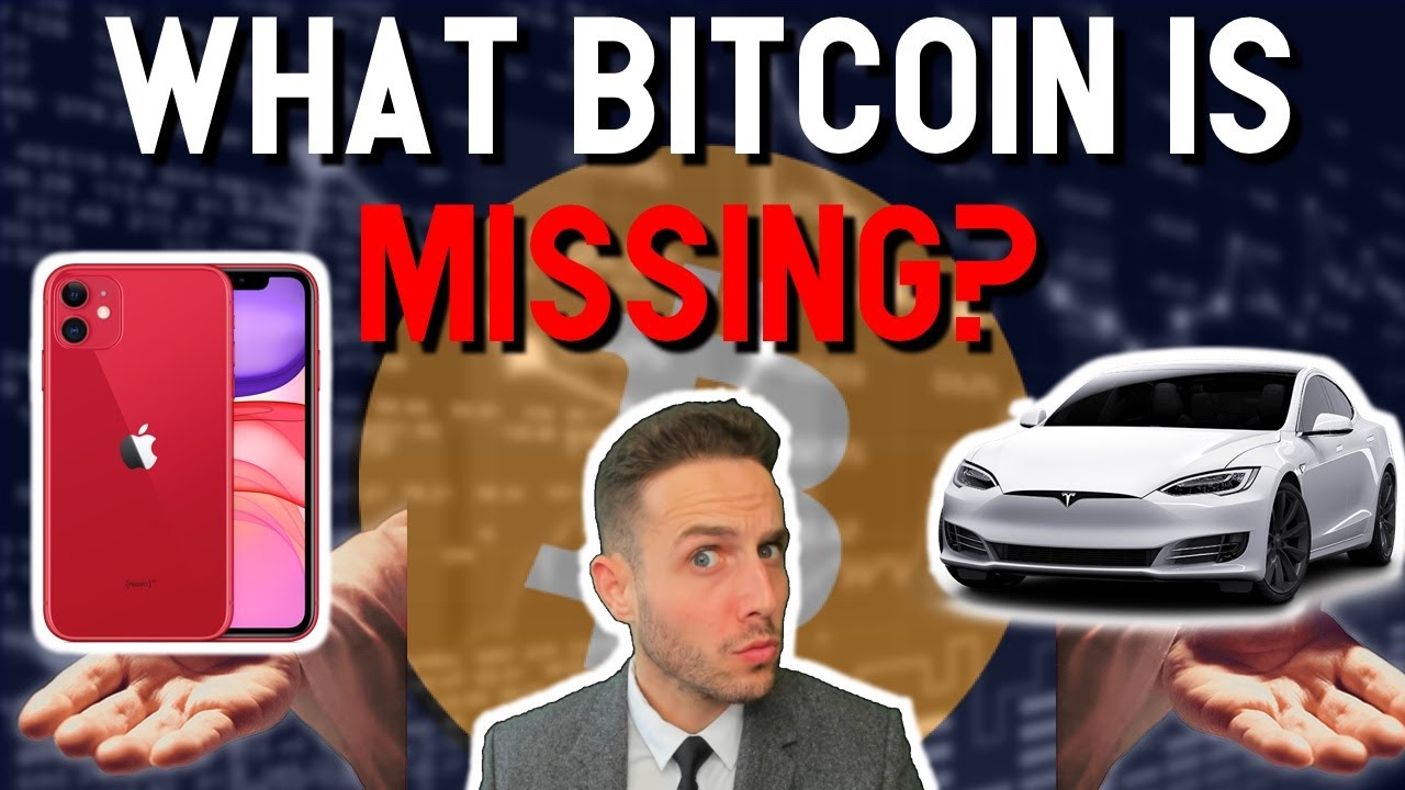 Bitcoin needs THIS to 1000X? The Top-Down Disruption Theory Explained with the iPhone and Tesla