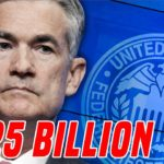 FED Set To Inject $425 Billion In One Month | Could This Be Good News For Bitcoin?