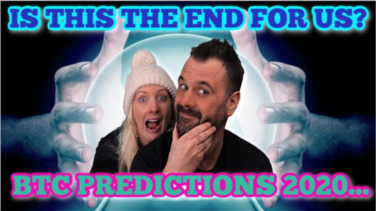 Goodbye From Us? BTC 2020 Past & Future Predictions, Ethereum 2.0 and more !