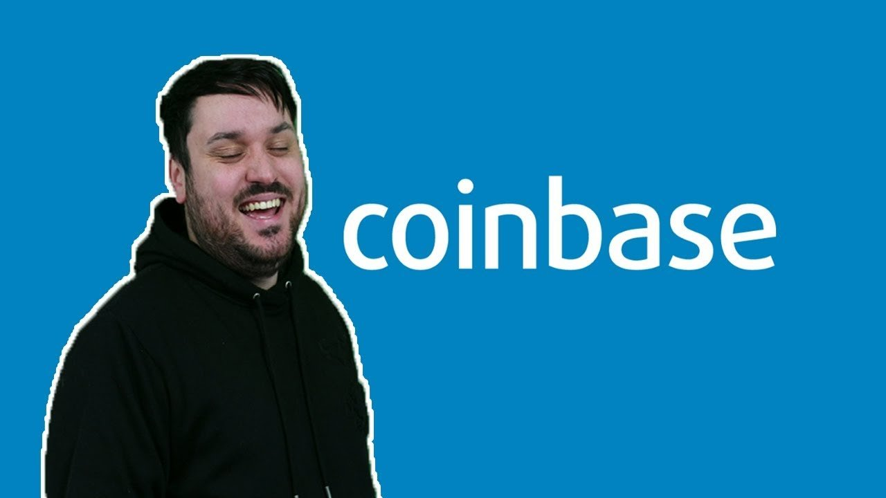 Laughing at: Coinbase