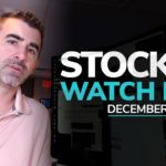 Stock Watch List and Game Plan for December 16th, 2019