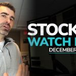 Stock Watch List and Game Plan for December 23rd, 2019