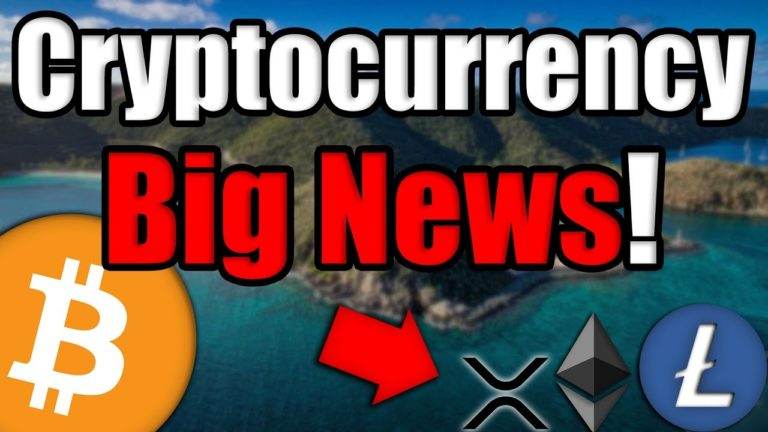 The Global Significance of Bitcoin and Cryptocurrency JUST GOT MASSIVE.