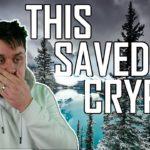 This Saved Crypto!? C👏M👏R #00012