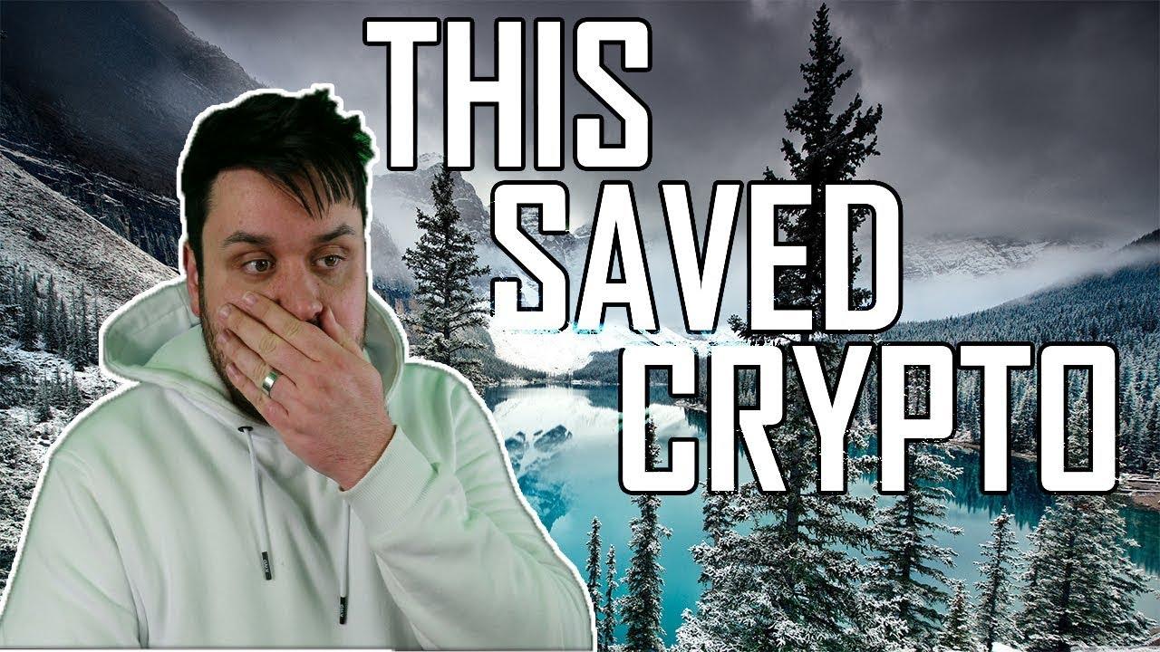 This Saved Crypto!? C?M?R #00012
