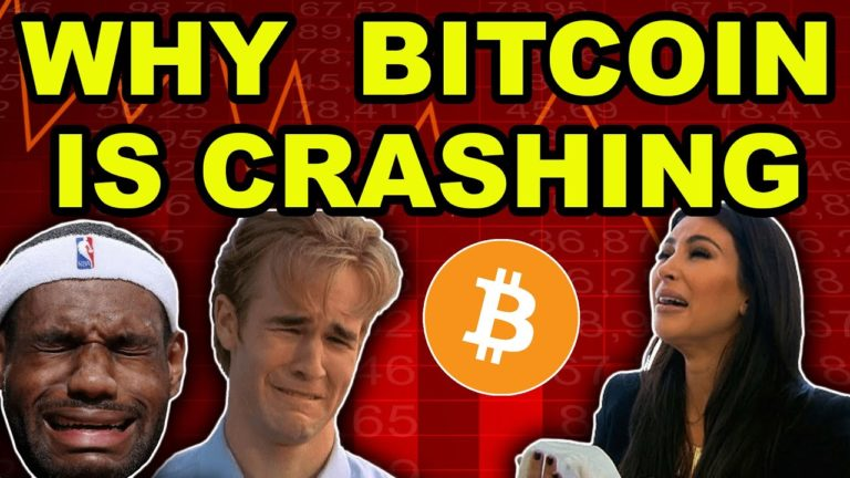 This is Why Bitcoin Crashed… And Why It May Not Be Over