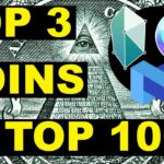 Top 3 Undervalued Coins in The Top 100