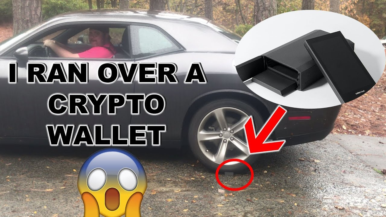 Watch Me Try to Destroy the Cobo Vault | Wallet Review & Durability Test