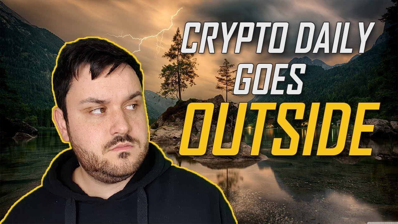 What's the Point of Crypto Daily? Outside Edition.