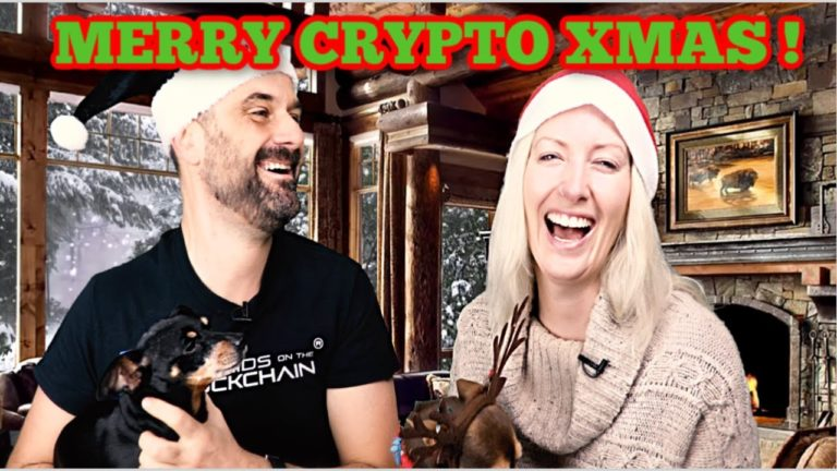 Xmas Crypto ! EOS Update from Cypherglass, PrimeXBT and more!
