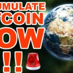 Accumulate Bitcoin NOW Before Its Too Late | World Crisis Coming