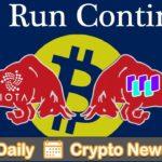 Bitcoin Bull Run Continues, Islam Accepts Bitcoin, IOTA & Waltonchain