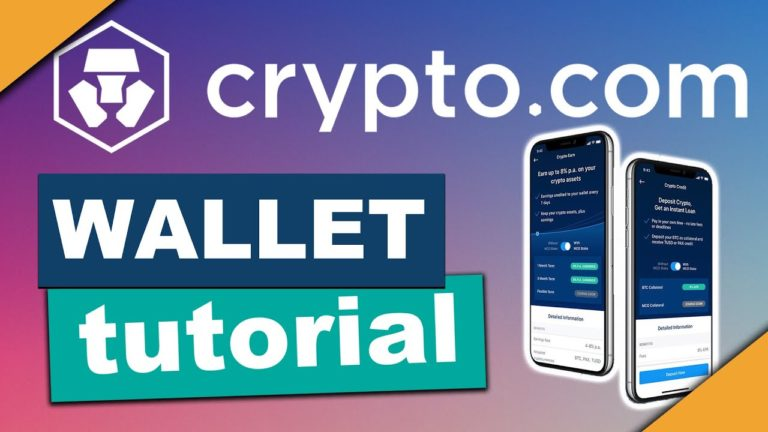 Crypto.com Wallet Full Tutorial | How to Top Up MCO Card