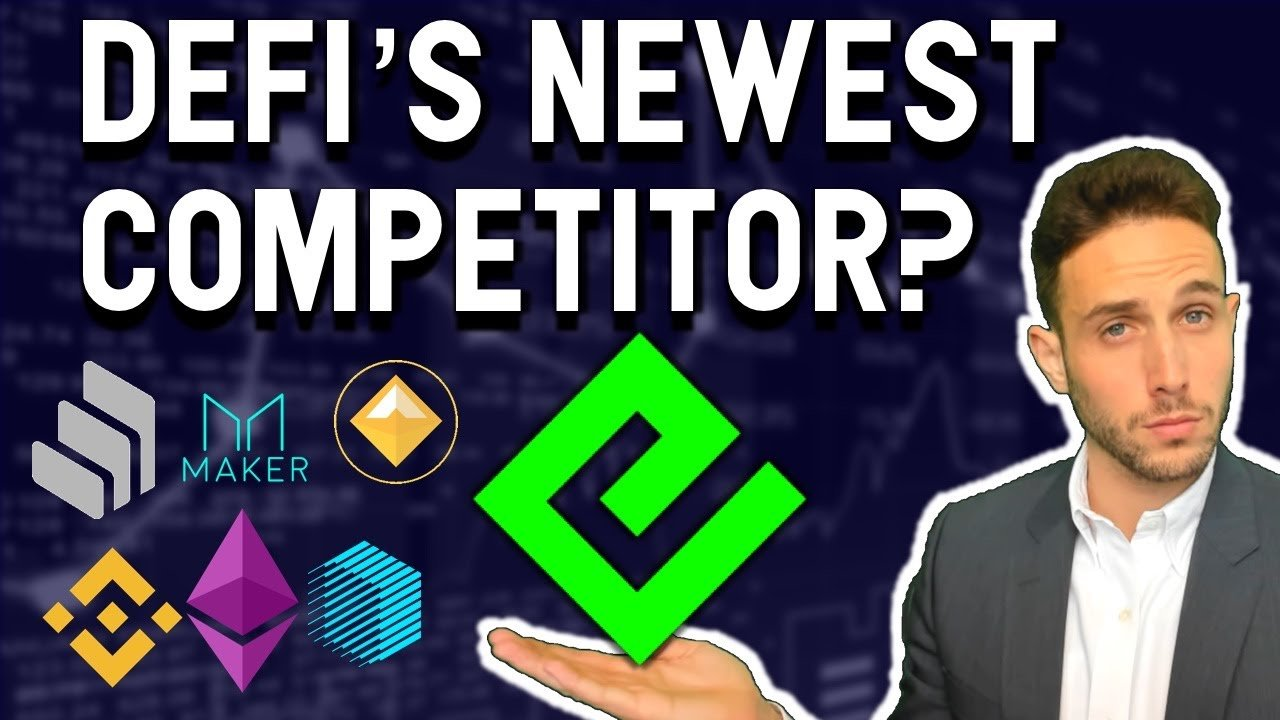 Explosive DEFI space draws new competition? Energi to square off with Ethereum and Binance? NRG