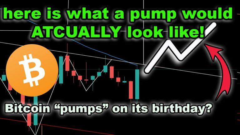 "INCREDIBLE BITCOIN ""PUMP"" ON BTC BIRTHDAY | IS THIS THE BULLISH REVERSAL?"