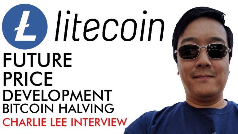 Litecoin – Future, Price, Development & Bitcoin Halving  [Charlie Lee Interview]