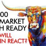 S&P 500 Bull Market Crash Ready - How Will Bitcoin React?