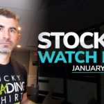 Sector Trades, Coronavirus Stocks & Sunday Scan For January 27, 2020