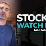 Stock Watch List and Game Plan for January 6th, 2020