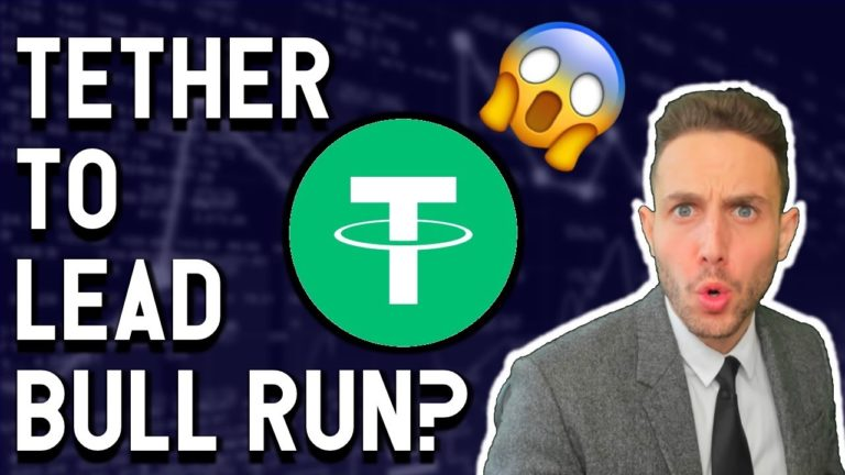 TETHER to lead the next bull run? Stablecoins to benefit BITCOIN & ETHEREUM? Apple ICX LINK USDT