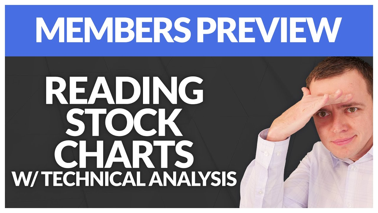 Technical Analysis Tips on Stock Charts - ETSY, FB, GDDY (MEMBERS PREVIEW)