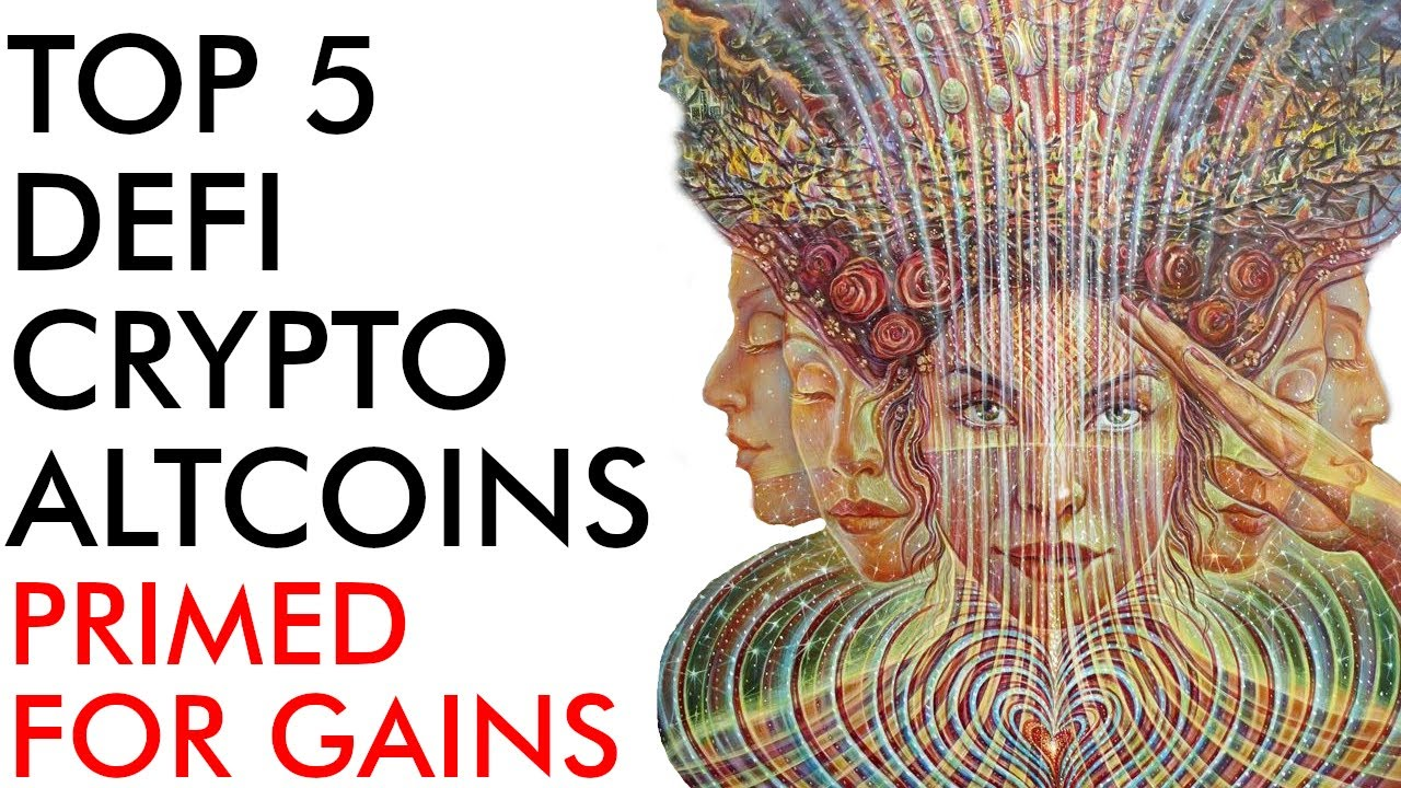 Top 5 Defi Crypto Altcoins Primed for Gains [2020]