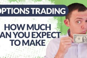 What Can You Expect to Make on Average as an Options Trader?