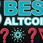 5 Best Altcoins With Potential HUGE Gains