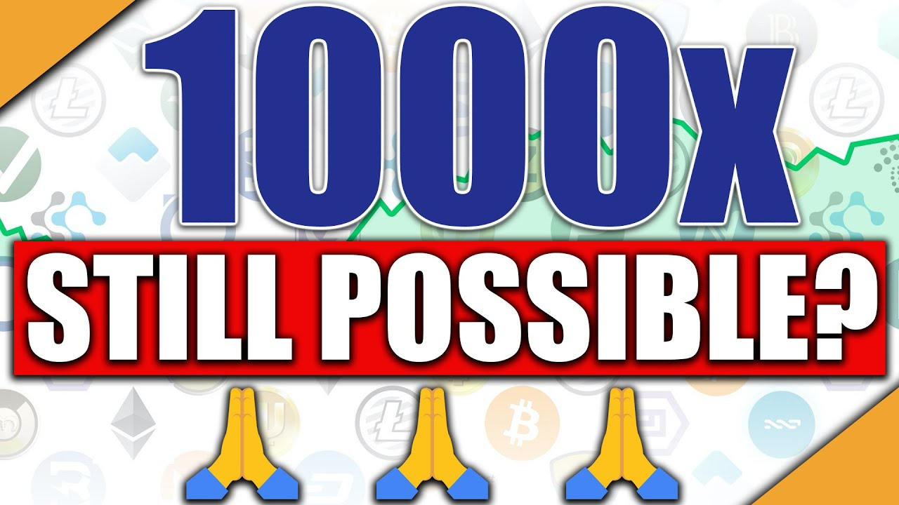 6 Altcoins That Will 1000x in 2020 | Crypto Gems