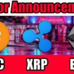 🔴 Big Things Are Happening With Cryptocurrency [Bitcoin, XRP, Ethereum Update]