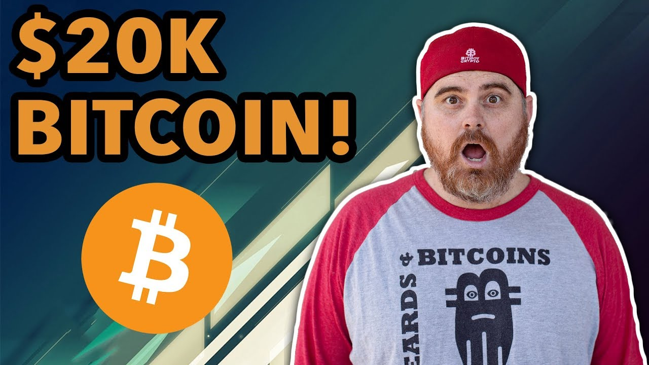Bitcoin Heading to $20k SOONER Than You Think   HUGE Green Candle   CFTC EXPOSES LedgerX