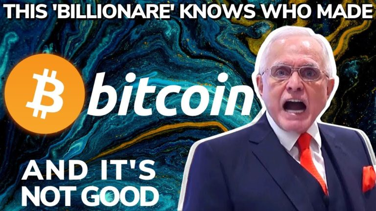 Bitcoin Investor and 'Trillionaire' Knows Who is Behind Bitcoin | Cardano ADA Fork on Mainnet