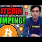 Bitcoin Pumping RIGHT NOW! [Ask Me ANYTHING!] 👍