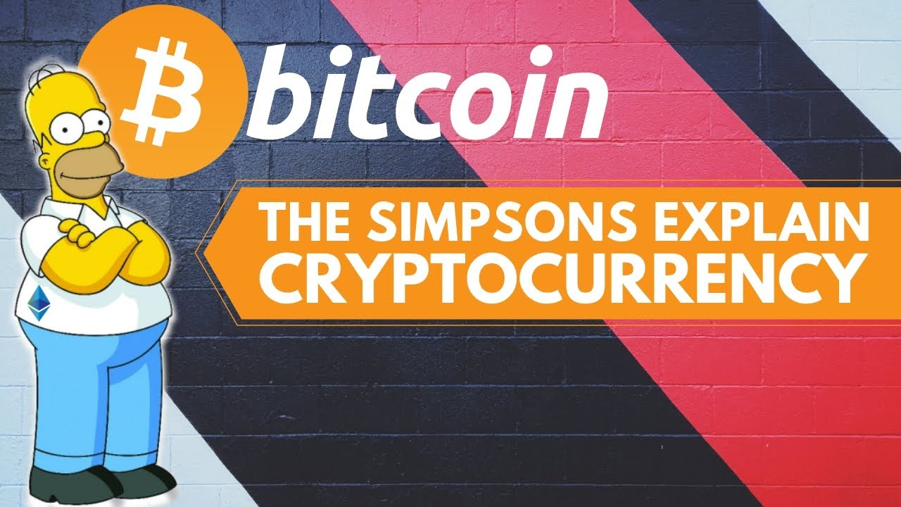 Bitcoin and Crypto Explained By The Simpsons   Drug Dealer LOSES 6000 BTC   EOS in Coinbase Trouble
