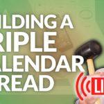 Building a Triple Calendar Spread Options Trade [LIVE] - Planning a Trade