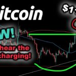 CRAZY BITCOIN PATTERN COULD BREAK ANY MOMENT | IS LITECOIN SENDING HINTS_